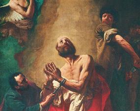 Giovanni Battista Piazzetta – Martirio di San Cristoforo