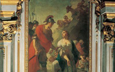 Francesco Capella – Abigail placa Davide